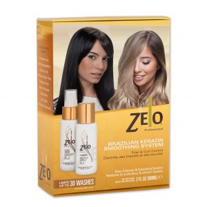 Zelo Brazilian Keratin Smoothing Treatment